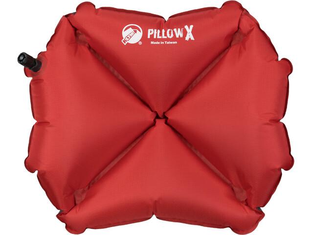 Klymit Pillow X , punainen